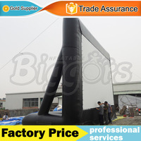 Customized Size And Logo Screen Popular Air Screen Inflatable Projector Screens