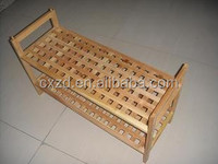 HOT sales wooden KD products Rectangle Fashion Cheap Design wood mirror Morden solid wood and wanll decoration mirror