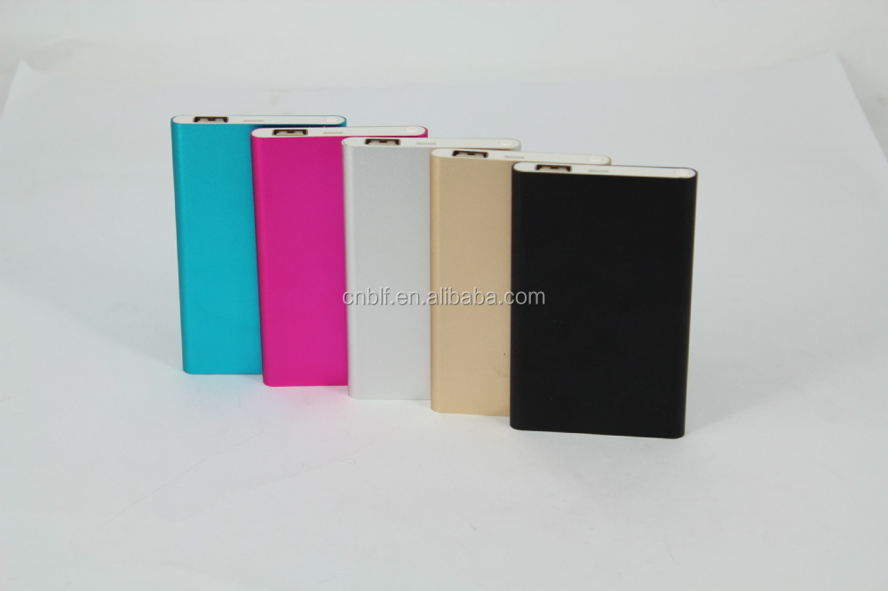 China distributor cheap price cell phone power bank 5500mah
