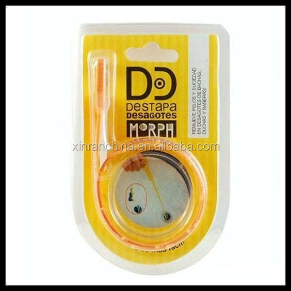 Unclog drains sink tub drain opener