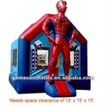 customerized inflatable bouncer, moonwalks A2048