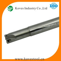 tool holder ASR high feedrate end mill ASR-2020-130-C20-3T for mounting HITACHI insert EPNW0603TN-8