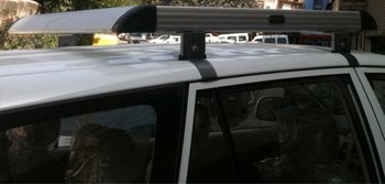 Luggage Carrier For Toyota Innova
