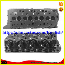 A Complete 4D56 Cylinder Head amc908613 908513 MD348983 for Ki a Besta/Bongo 2476cc 2.5TD SOHC 8v 4D56 ENGINE