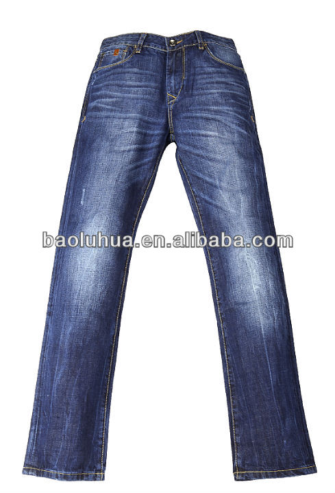 Fashionable Denim MenTrousers Pants Wholesale Jeans