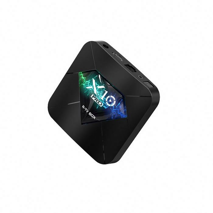 factory original price <strong>X10</strong> PRO dual <strong>WIFI</strong> S905X2 HD 4k ott android tv box