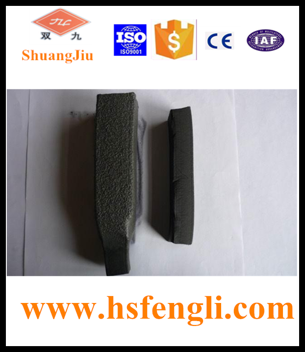 Rubber Water Stop Strip bentonite swelling waterstop bar