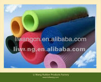 protective rubber foam tube padding