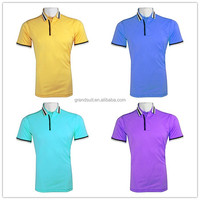 2015 famous brand name t shirts for men , custom embroidered polo shirt , costumized logo with own design