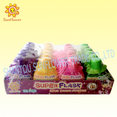 Africa Sunflower Brand Camp Kettle Sour Powder Candy