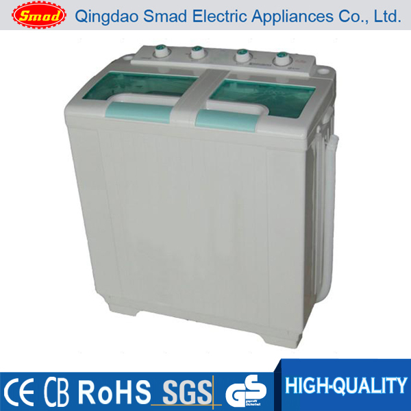 9kg twin tub portable glass washer Washing machine