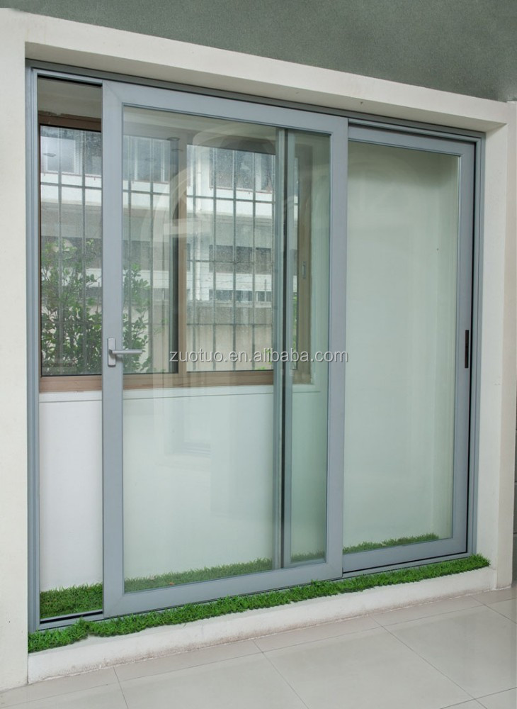 Aluminum Windows Product : Aluminum sliding window single glass with net buy