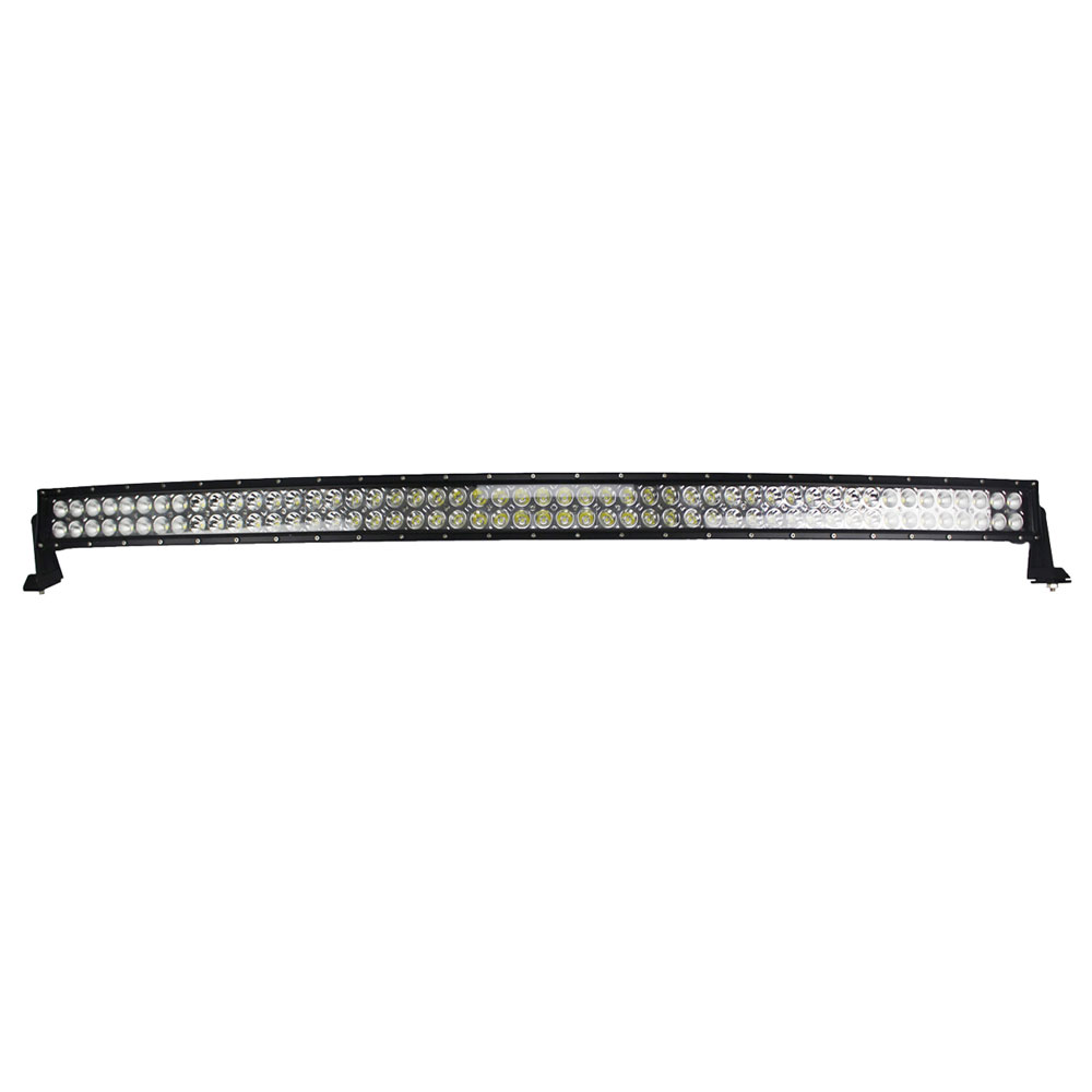 52 inch 300W 4x4 Crees Curved Led Light bar Off road arch bent auto car led light