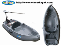 2.00mtr LLDPE single power kayak with engine