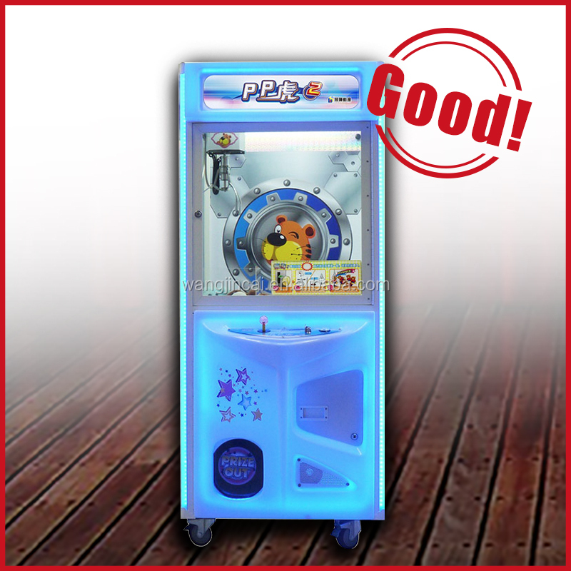 revolving crane claw machine for sale Money Tree push win key master vending toys machine cheap crane machines