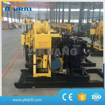 Water Well Drilling Machine for Track-mounted