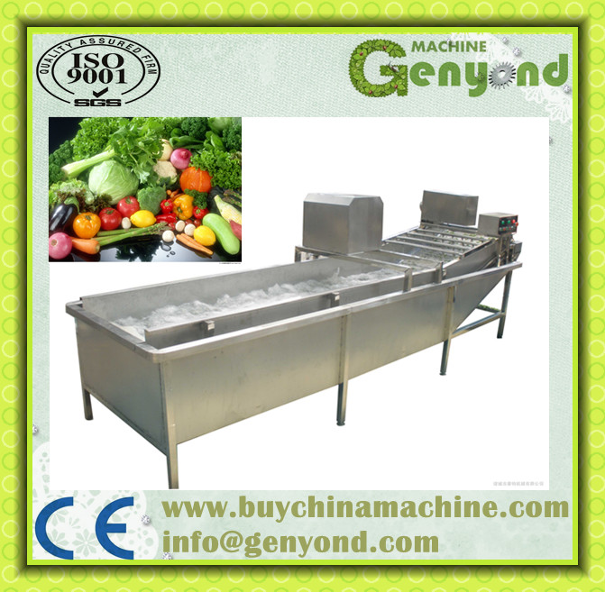 Fruits and vegetables quick freezing production processing line/processing plant