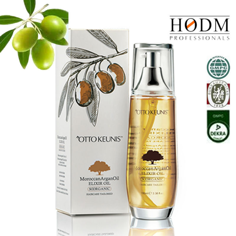Professional Hair Care Factory 100% Natural Hair Growth Oil Hot Sales Morocco Argan Oil