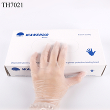PVC Single USE Disposable Tattoo Work Wholesale Gloves Permanent Makeup Accessories