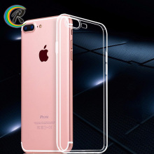 2017 ultra thin Smartphone <strong>Case</strong> for iPhone 7 <strong>case</strong> tpu soft clear transparent <strong>case</strong> cover for iPhone 7 7plus 6 6 plus 5 4