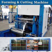 high speed fully automatic plastic forming machine