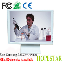 "High Definition Medical Touch Screen 17 "" touch Monitor"