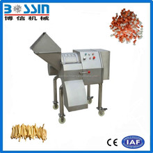 Professional electric vegetable dicer machine/industrial vegetable dicer machine