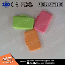 AOO flavored Braces dental orthodontic wax edible waxes