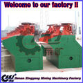 China Leading Flotation Machine Equipment , Flotation Cell Manufacturers