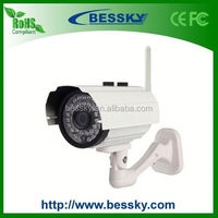 China leading supplier 720P CMOS wifi IP waterproof outdoor cctv two way audio wireless cctv camera