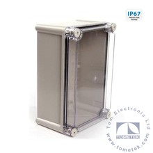 280*190*130mm IP67 3mm thickness electric meter housing enclosure