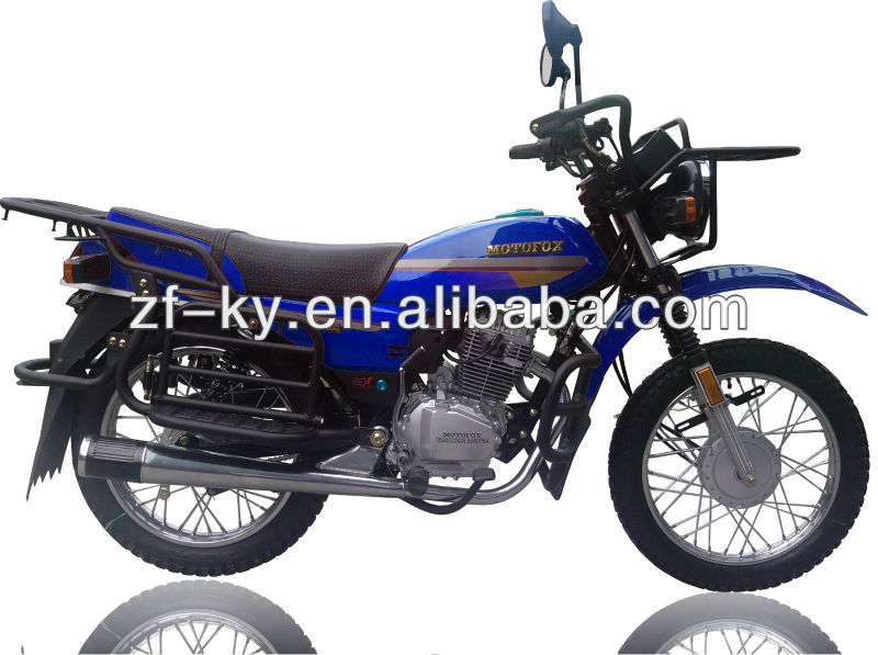 ZF150-3B(VI) off-road motorbike. 125cc automatic motorcycle