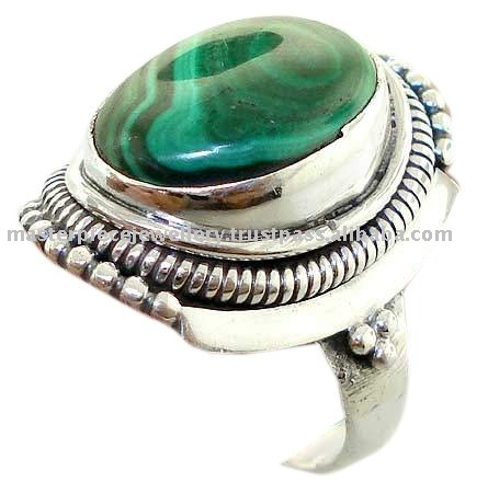 Traditional Artisan 925 Sterling Silver Jewelry, Authentic Malachite jewellery in 925 silver, Malachite silver gemstone jewelry