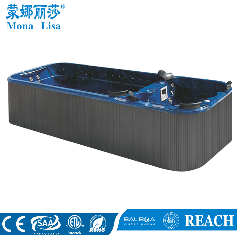 living hot tubs underground fitness SPA exercise pools and swim spa