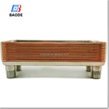 China manufacturer brazed AC14 AC20 plate heat exchanger