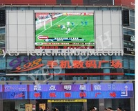 P20 outdoor advertising equipment led display for manufactory