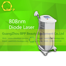 Professional Beauty Salon Equipment 808nm Diode Laser For Laser Hair Removal Machine