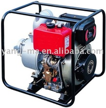50KB-2,4 stroke manual low pressure 2inch diesel self-priming centrifugal water pump