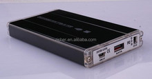 USB 2.0 to 2.5 SATA+IDE HDD Case/HDD Enclosure made in China