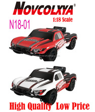 High Quality best traxxas rc car 1:18 RC toys Car with 2.4g remote control