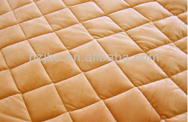 cotton fabric nonwoven fabric quilted faux leather fabric