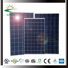 ZJSOLA 250w solar panel best price chinese solar panels for sale bipv solar panel solar pv