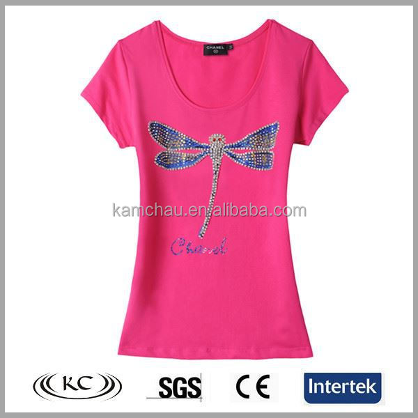 best selling trendy good price woman pink formal short sleeve shirts