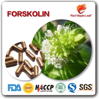 1000mg Private Label Supplement Reduce Weight Forskolin Capsule