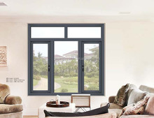 PVC doors windows manufacturer in China,conch upvc sliding windows