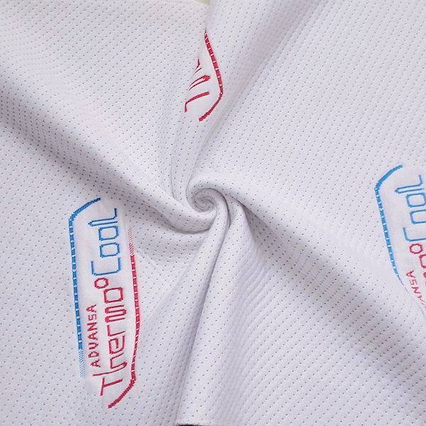Special coolmax THERMOCOOL knitted mattress fabric made in hangzhou textile