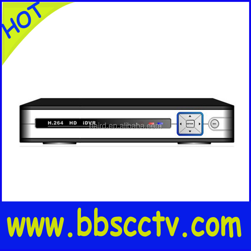 REAL TIME 1080P AHD DVR 4CH xiongmai software xmeye economical hybrid AHD/DVR/NVR/HVR 4 in 1
