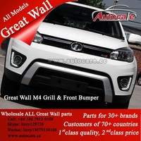 great wall M4 grill and front bumper