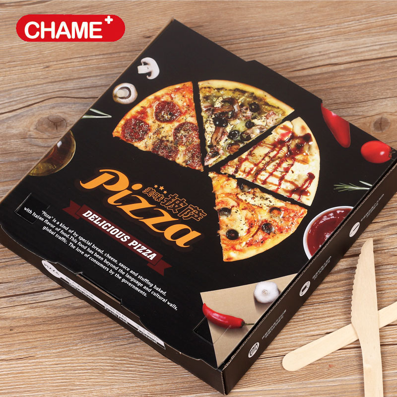 Pizza box with size L 32* W 32* H 4.5