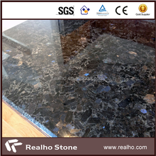 Eased Edge Volga Blue Granite Countertops Cost
